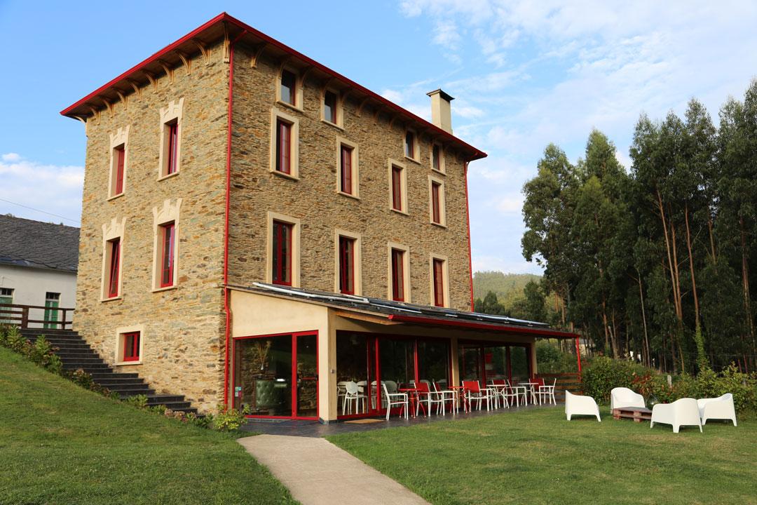 Rundreise Galizien - Hotel El Castaño Dormilón Spanien