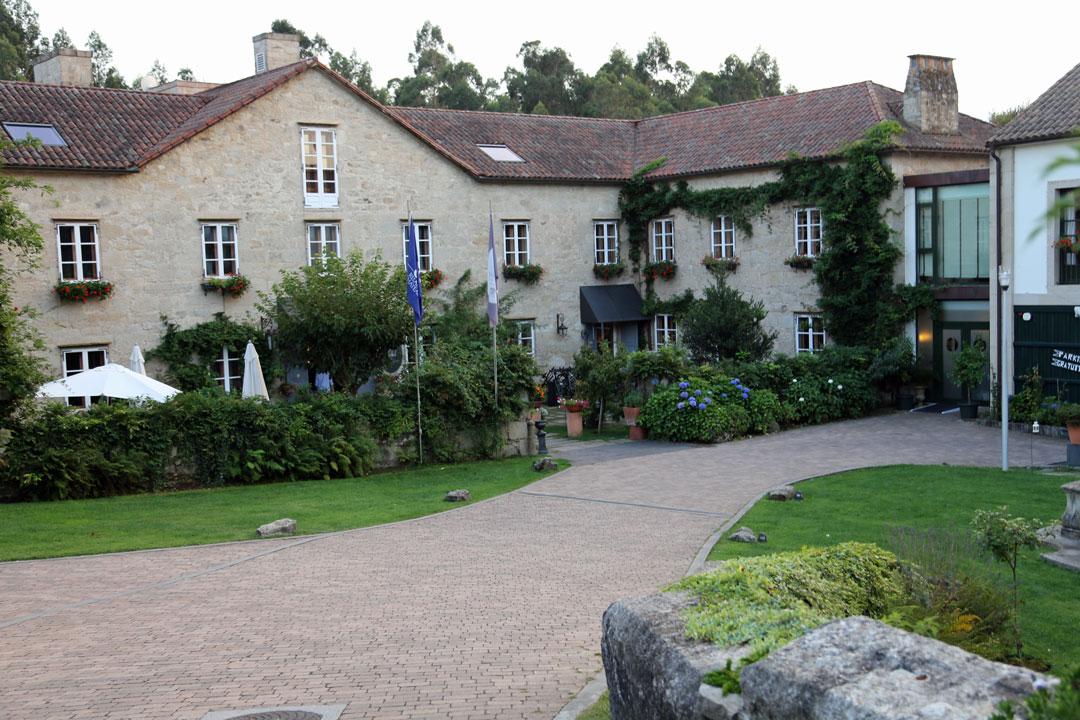 Hotel A Quinta da Auga Santiago de Compostela Galizien Spanien