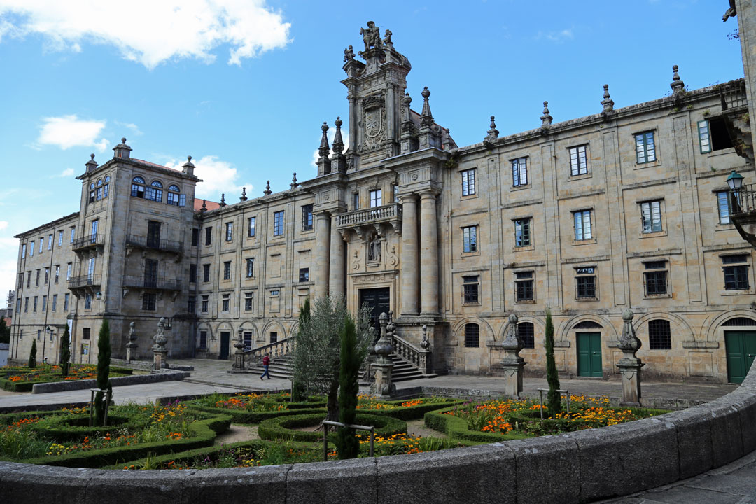 Santiago de Compostela Galizien Spanien