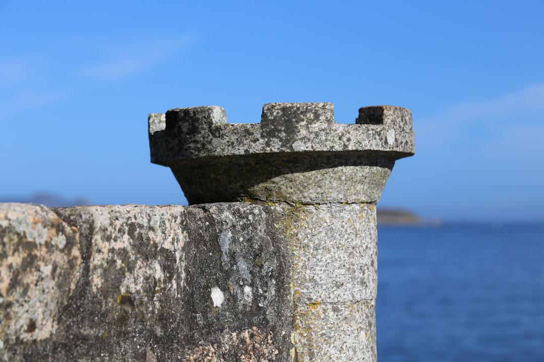 Baiona Galizien Spanien