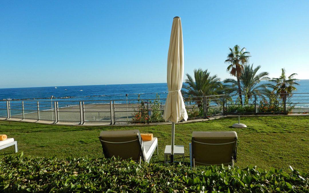 Meersicht Hotel Vincci Selección Aleysa Boutique & Spa – Benalmádena – Malaga