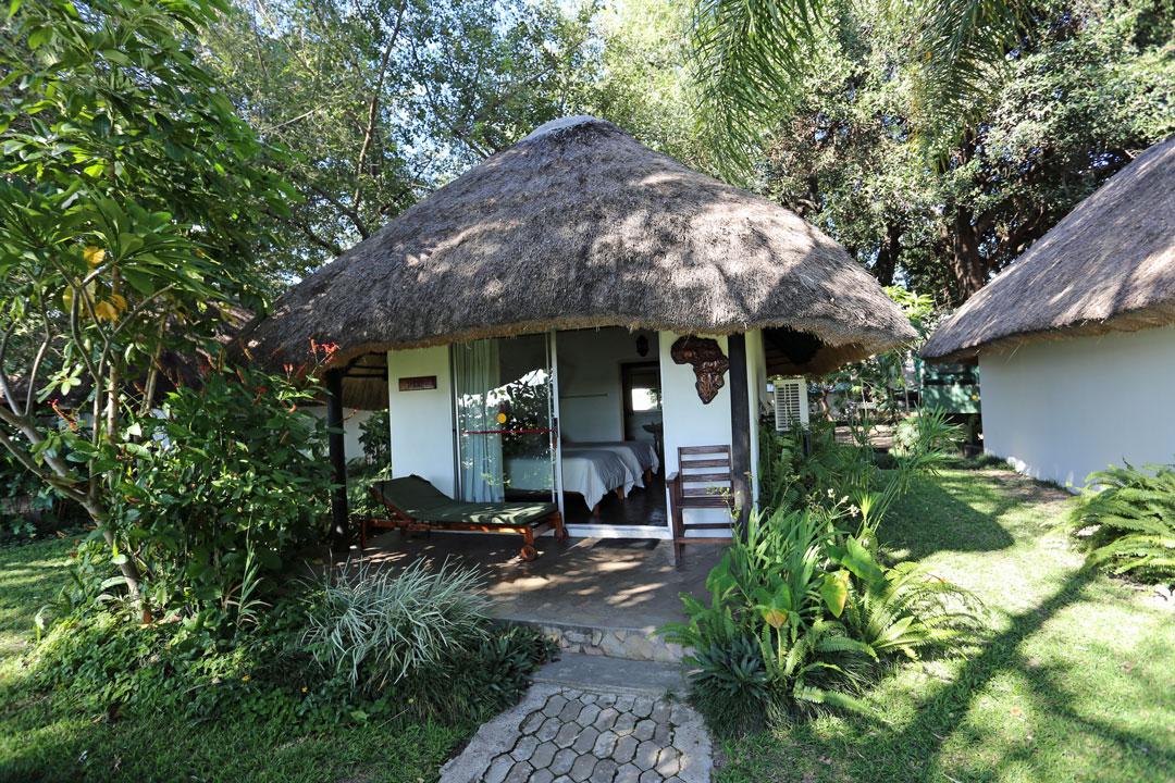 Caprivi River Lodge Bungalow Namibia