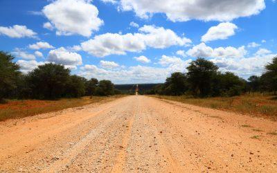 Gravelroad-Waterberg Namibia