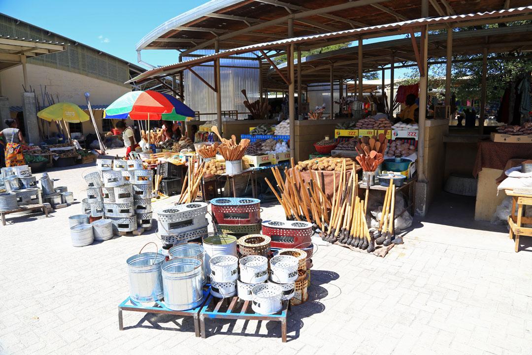 Katima-Mulilo-Markt-Namibia