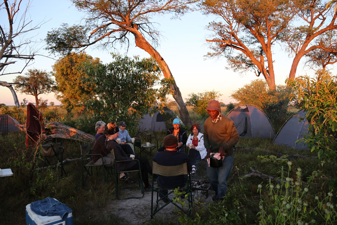 Mashi River Safaris Camp Namibia