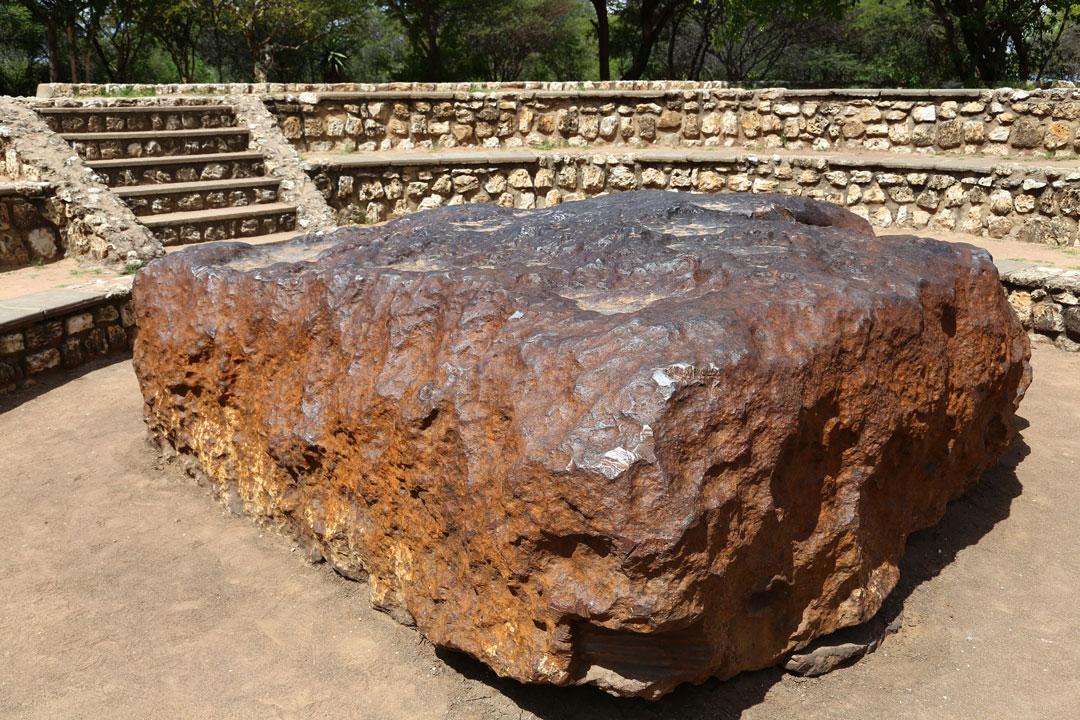 Hoba Meteorit Namibia