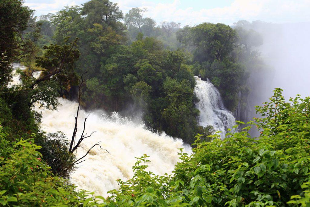 Viktoriafaelle-Simbabwe