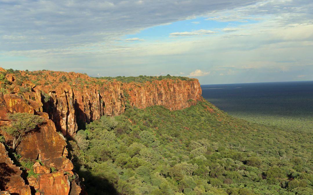 Waterberg Plateau – Hoba Meteorit bei Grootfontein