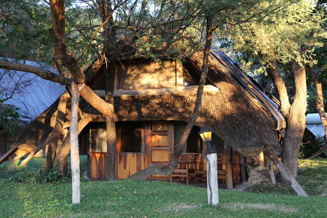 NKwazi Lodge Bungalow Namibia