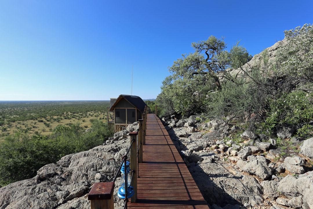 Etosha Nationalpark Dolomite Camp Namibia