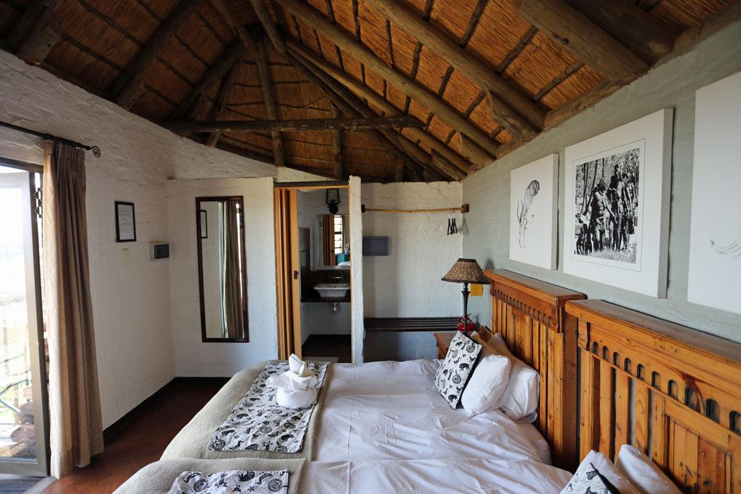 Grootberg Lodge Zimmer Namibia