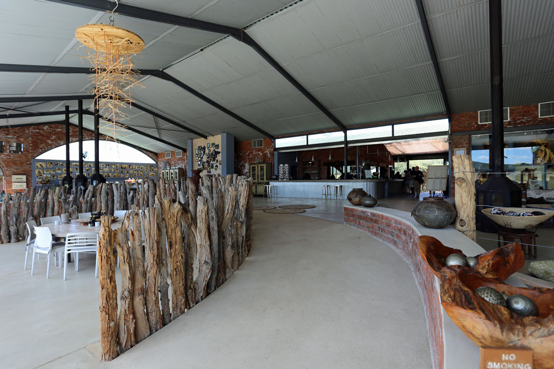 Okonjima Lodge Restaurant Namibia