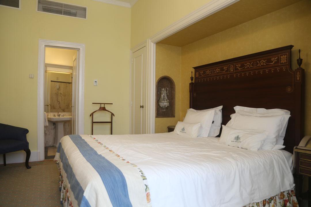 Avenida Palace Hotel Zimmer Lissabon Portugal