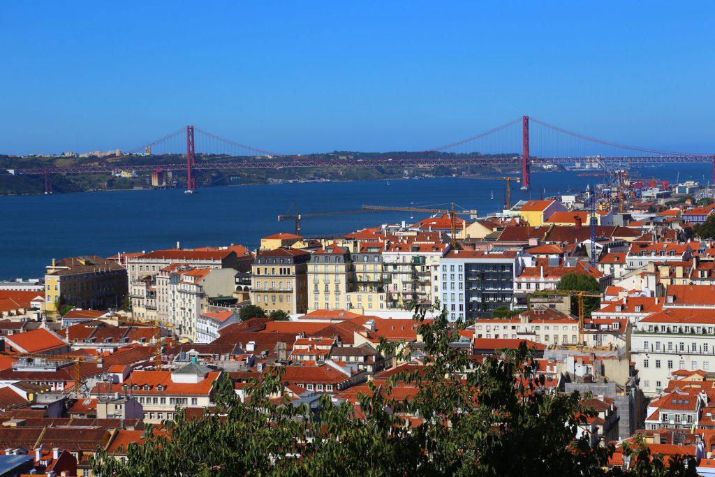 Lissabon Tejo Portugal