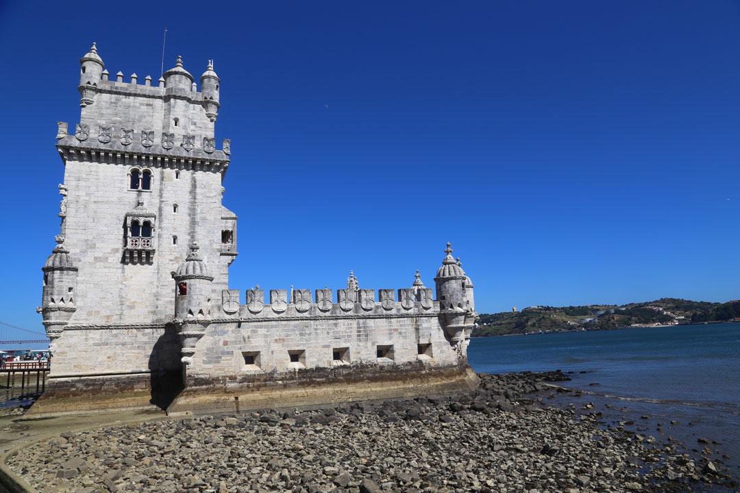 Torre de Belem Lissabon Portugal