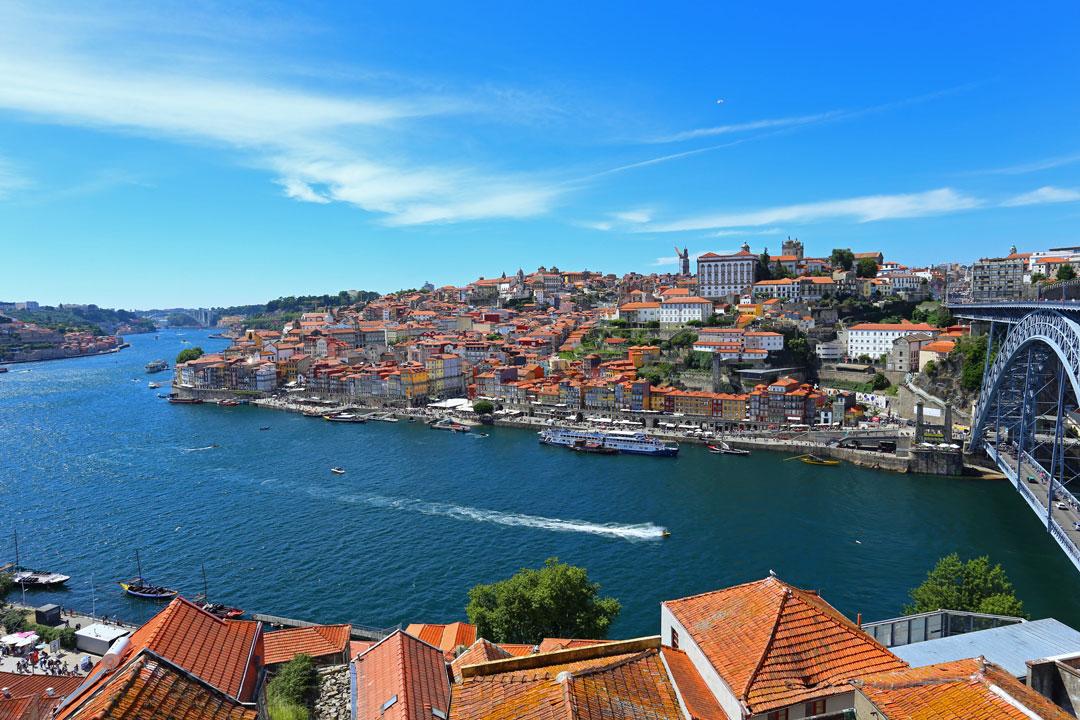 Von Porto nach Lissabon Rundreise Portugal