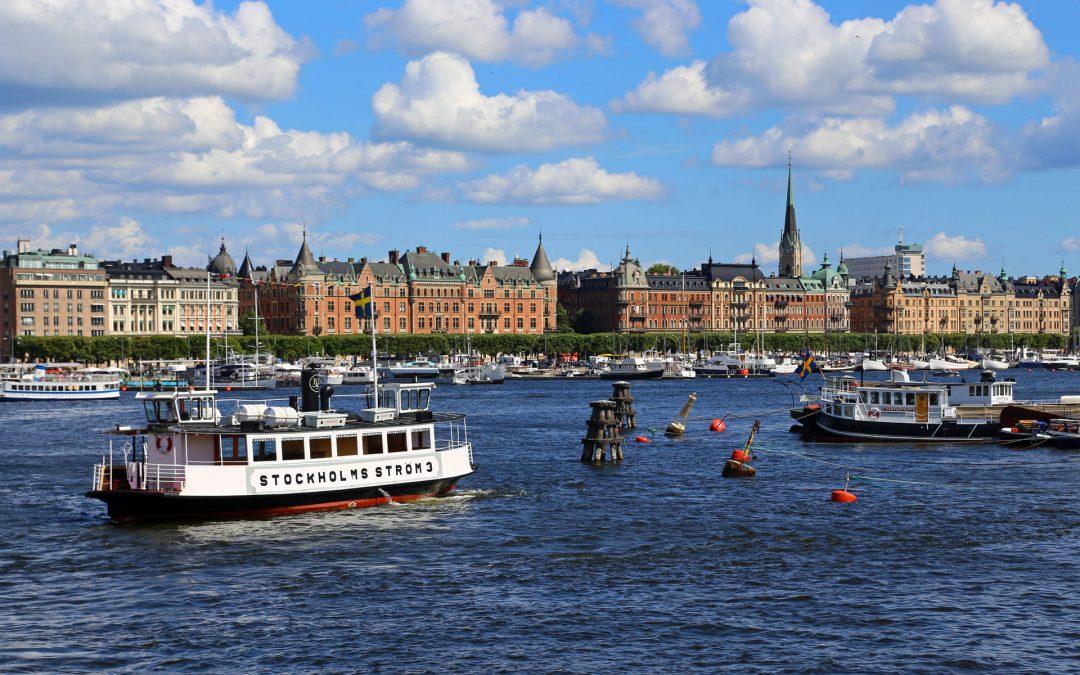Stockholm - genussreich und farbenfroh