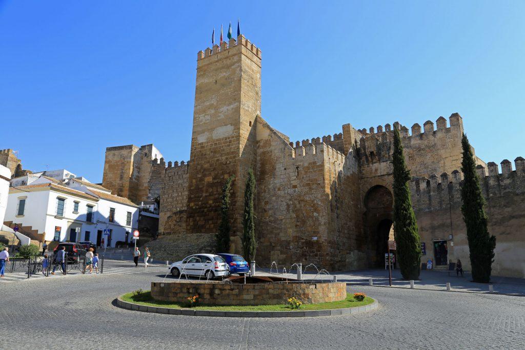 Carmona Eingangstor Altstadt Andalusien Spanien