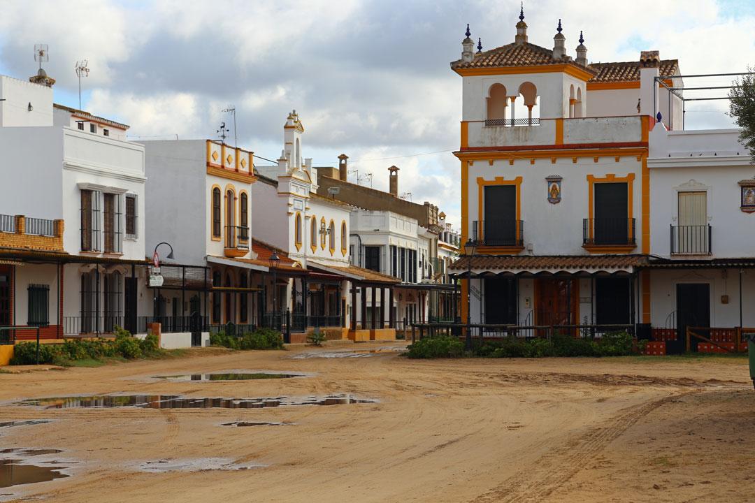 Rocio Andalusien Spanien