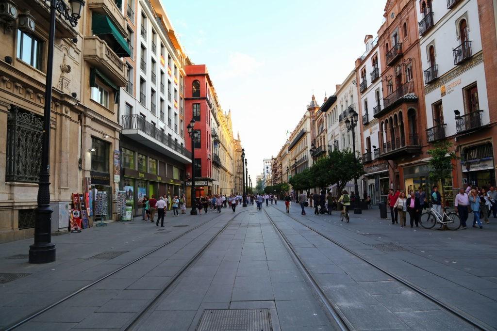 Sevilla-Andalusien-Spanien