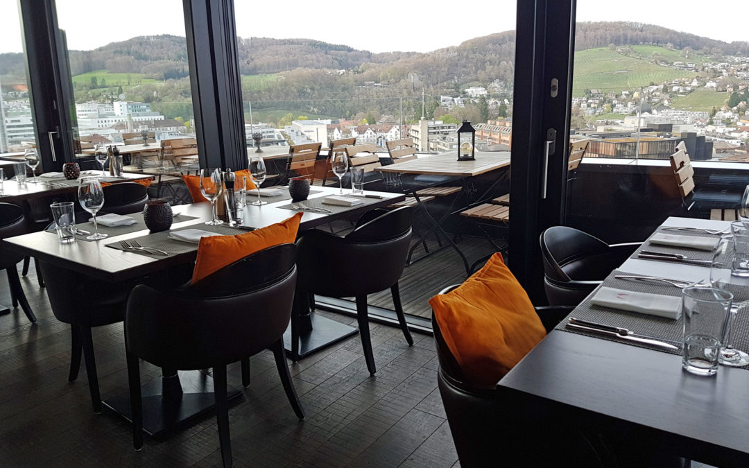 Rooftop Restaurant Torre – Baden