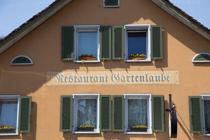 Restaurant Gartenlaube Arth