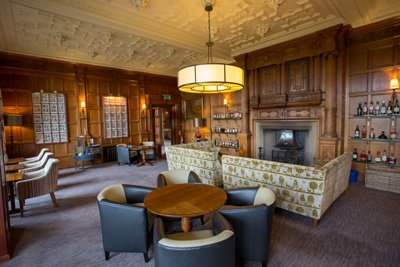 Bovey Castle Bar Dartmoor