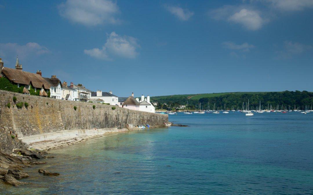 St. Mawes – ein Juwel an der Südküste von Cornwall