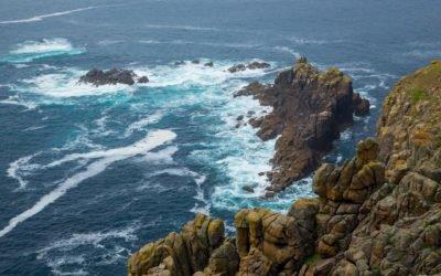 Westküste Cornwall - Küstenwanderwege in beeindruckender Umgebung