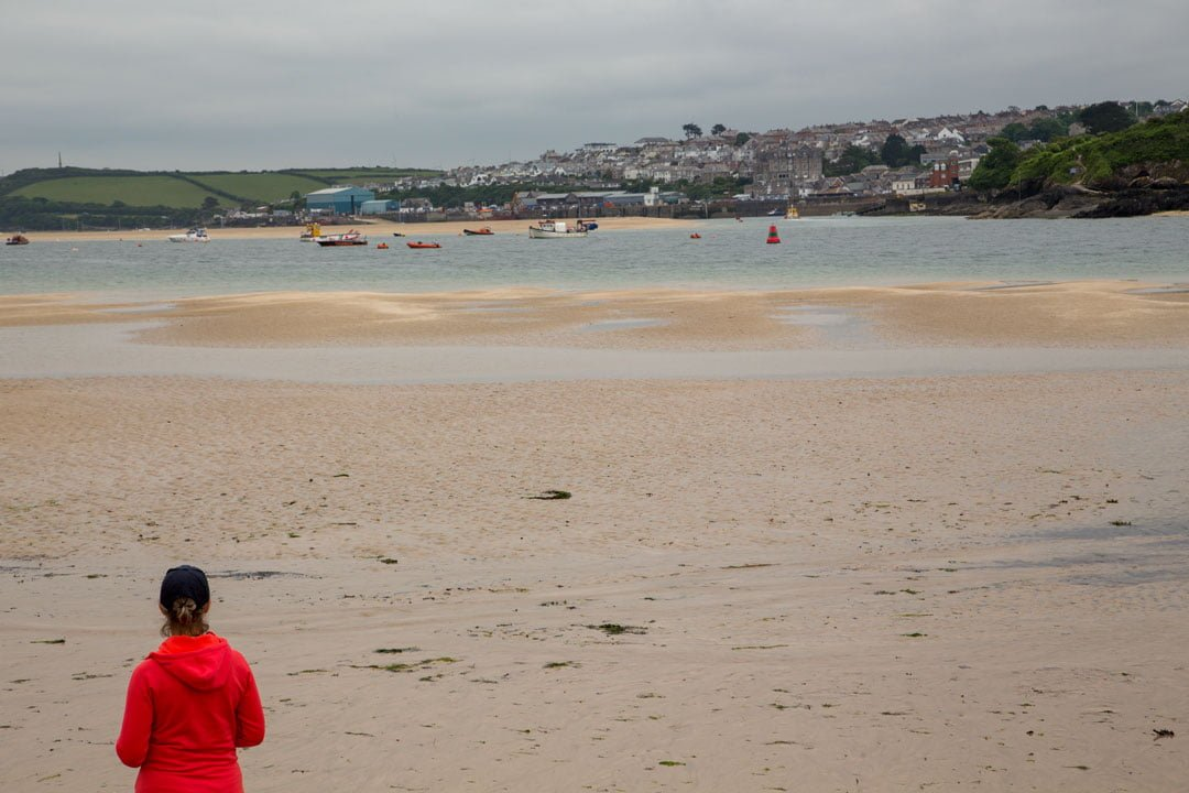 Padstow Ebbe Cornwall