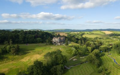 Bovey Castle - britisch luxuriös im Dartmoor logieren