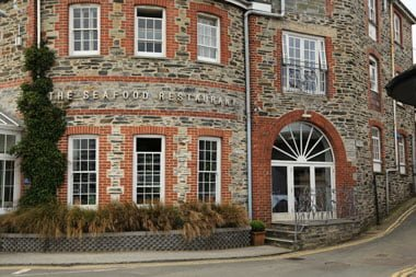 Seafood Restaurant Padstow Cornwall