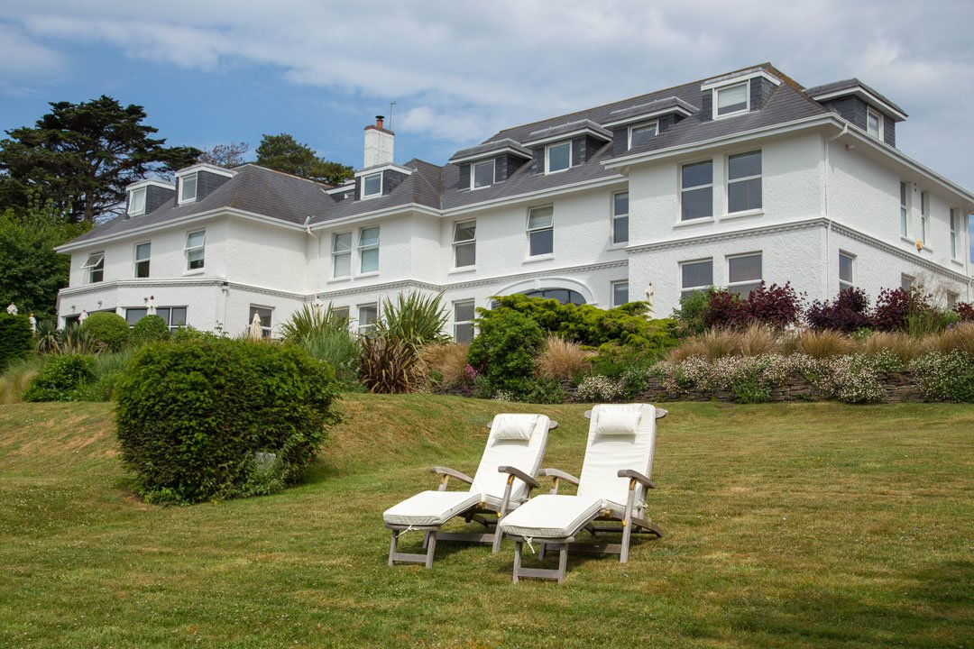 St. Enodoc Hotel in Rock Cornwall