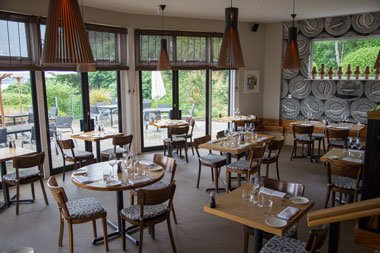 St. Enodoc Restaurant Rock Cornwall
