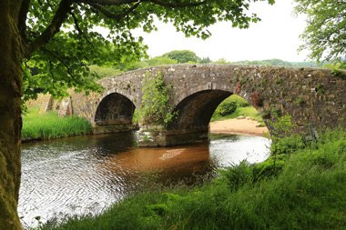 Two Bridges Dartmoor Devon