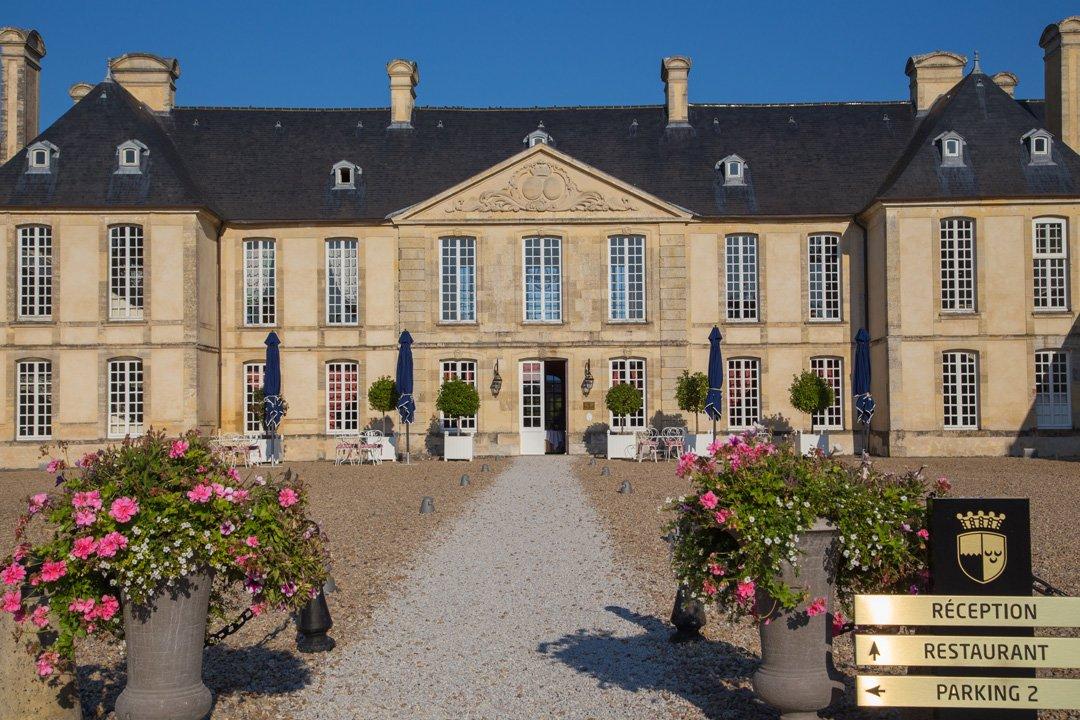 Château d'Audrieu Normandie