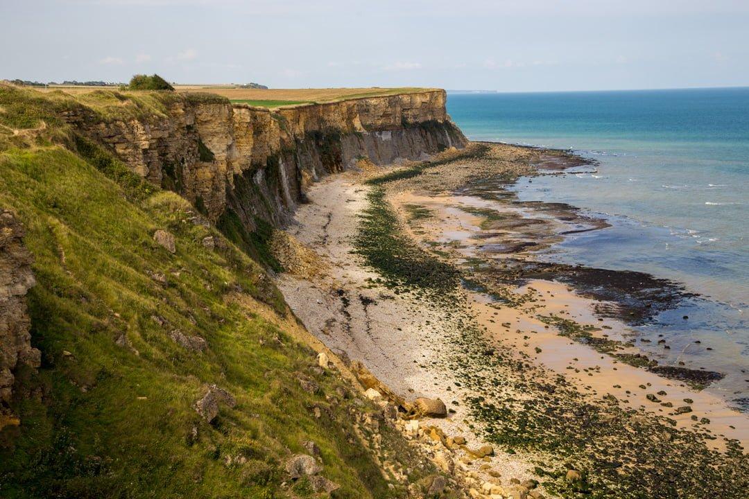 Cap Manvieux Normandie