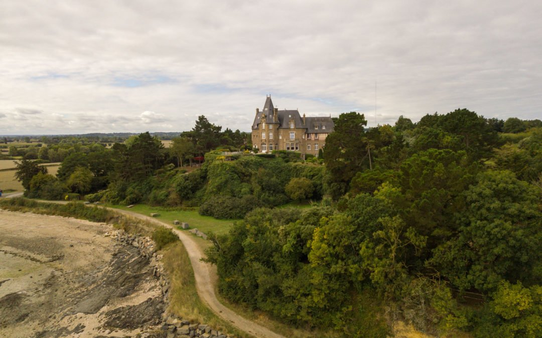 Chateau Richeux & Sterne-Restaurant le Coquillage