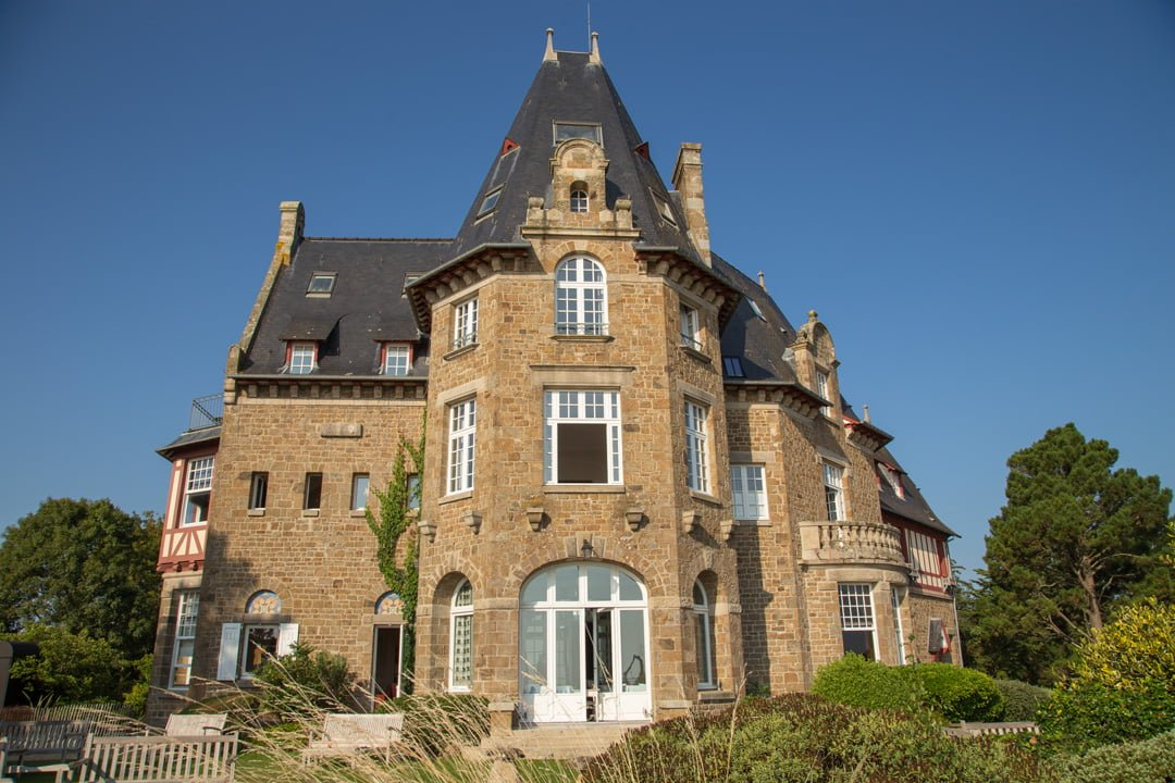 Chateau Richeux Saint Meloir des Ondes Bretagne