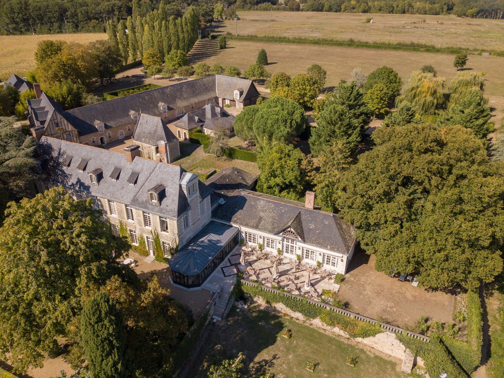 Chateau de Noirieux Briollay