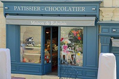 Longeais Chocolatier Frankreich