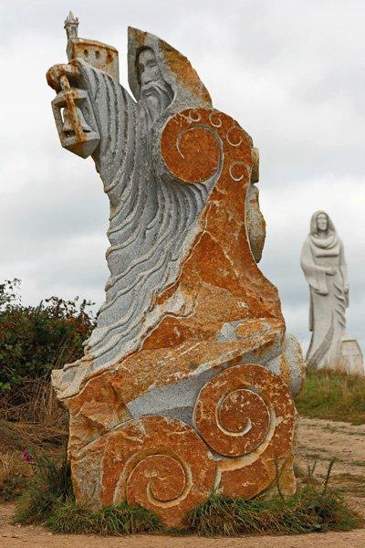 Valée des Saintes Bretagne