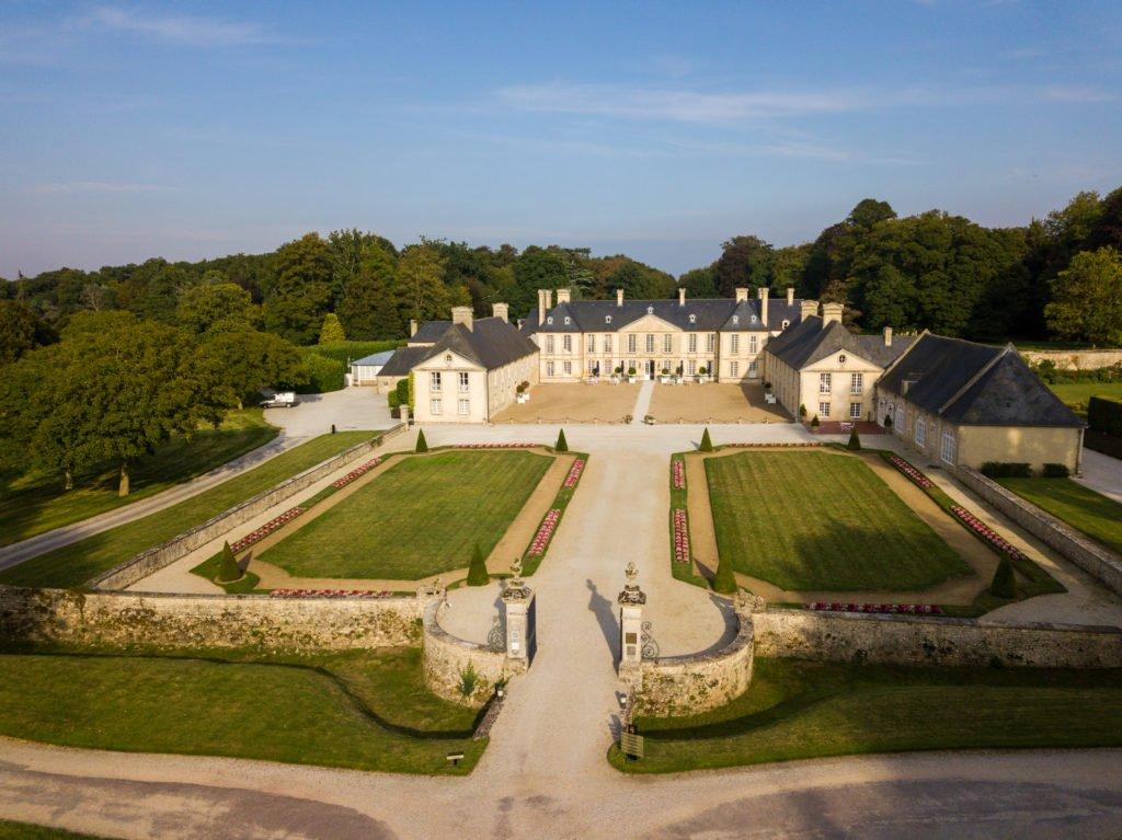 Relais Chateaux - Chateau d'Audrieu Normandie