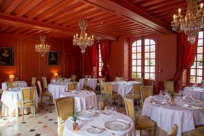 Chateau d'Audrieux Restaurant