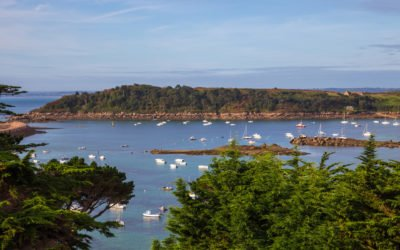 Manoir de Lan Kerellec – exklusives Hotel an der Nordküste der Bretagne