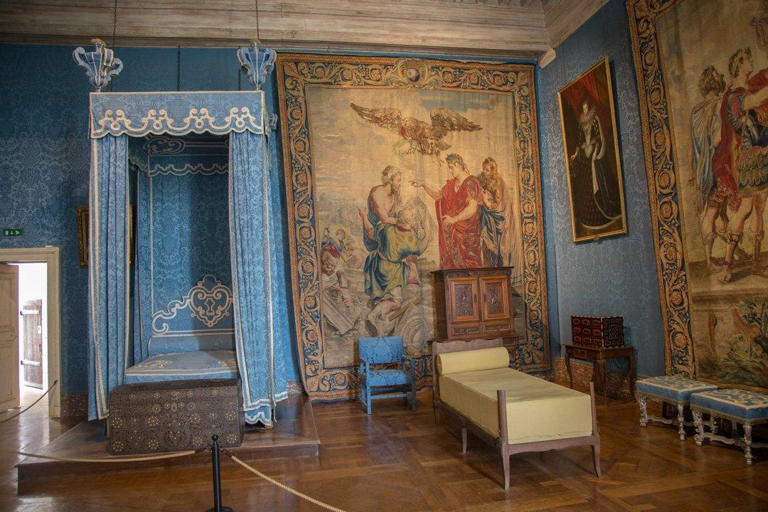 Château Chambord  Zimmer Loiretal