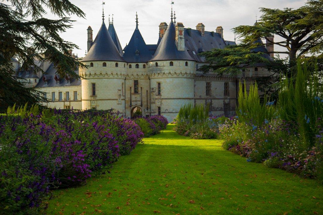Château Chaumont Loiretal