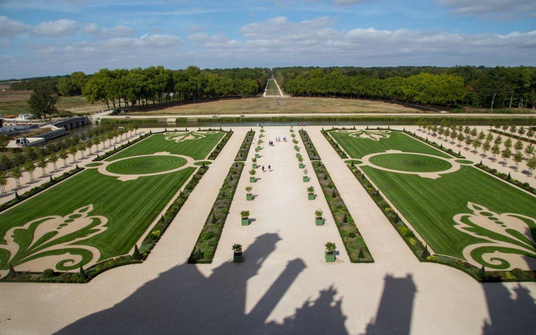 Loire Schlösser zwischen Tours und Blois