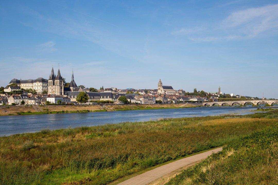Blois an der Loire