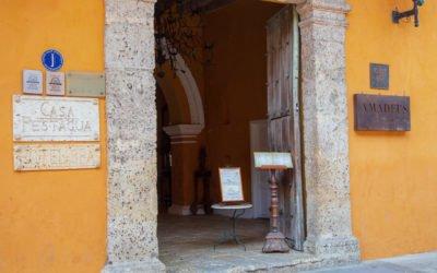 Casa Pestagua Cartagena – Restaurant Amadeus